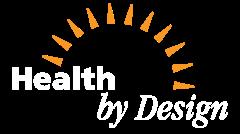 Health By Design logo